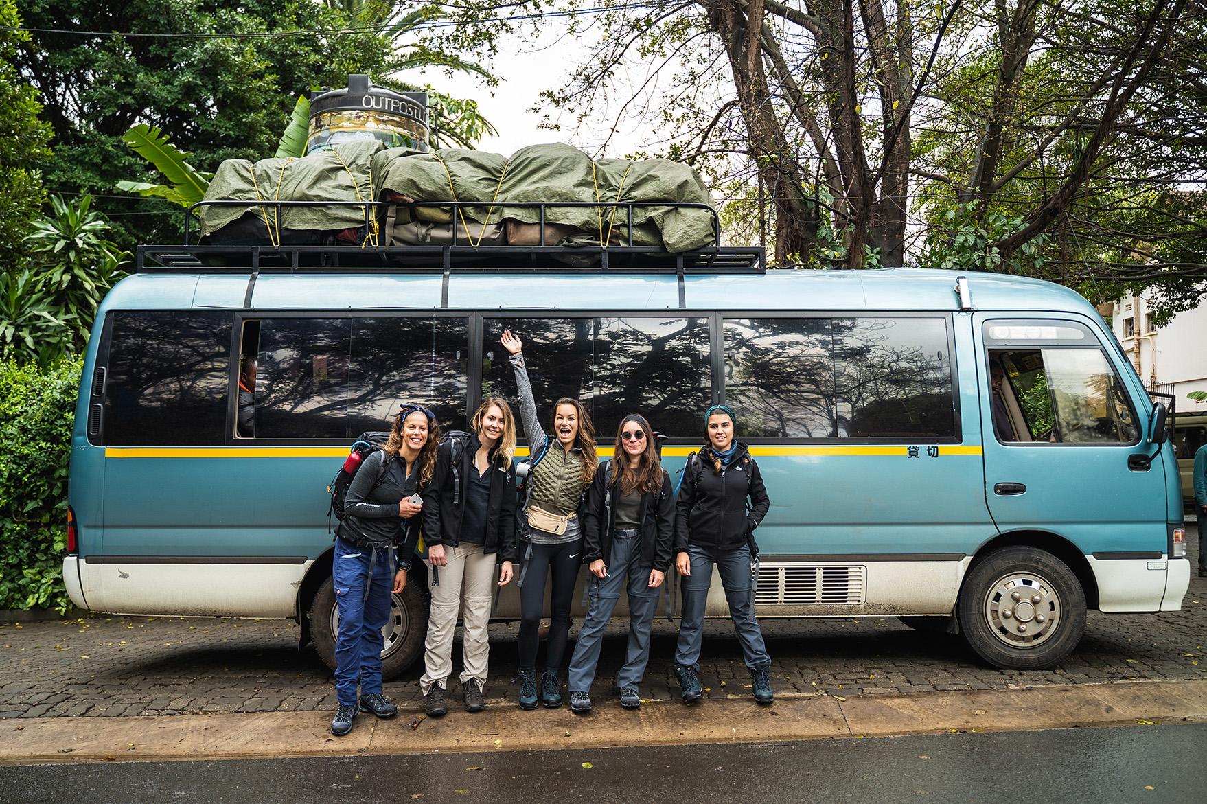 10 astuces pour le Kilimandjaro